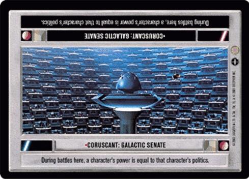 Coruscant: Galactic Senate