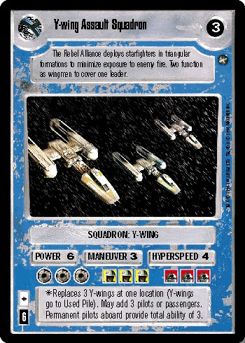Y-wing Assault Squadron
