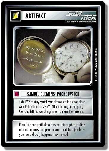 Samuel Clemens' Pocketwatch