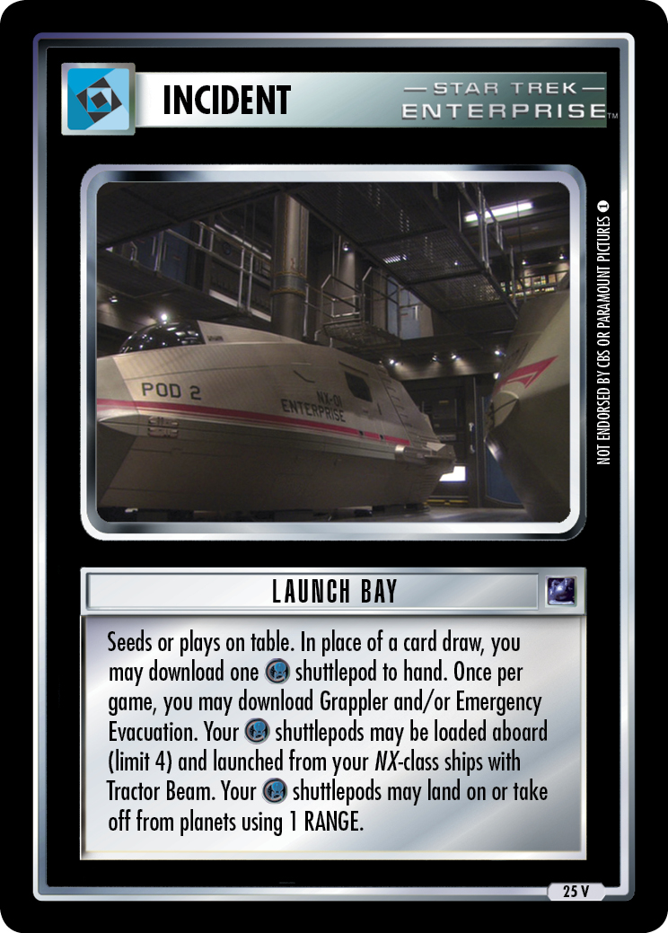 Launch Bay