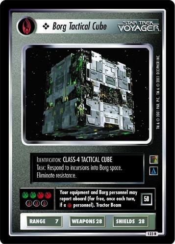 Borg Tactical Cube