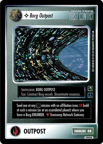 Borg Outpost