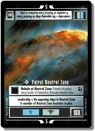 Patrol Neutral Zone (first version)