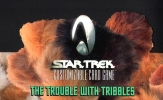 The Trouble with Tribbles display